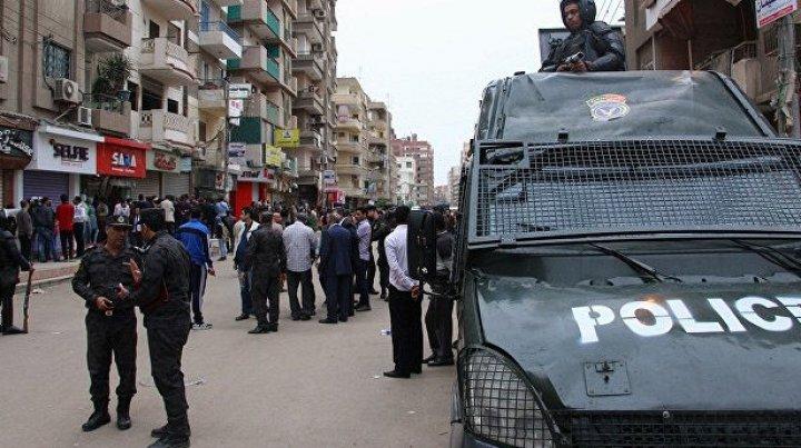 В Египте 17 человек приговорили к казни за взрывы в церквях