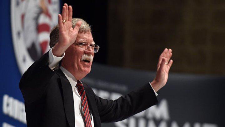 Болтон прокомментировал возможность размещения ракет США в Европе