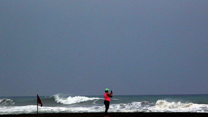 """Ураган """"Уилла"""" находится над мексиканским штатом Синалоа"""