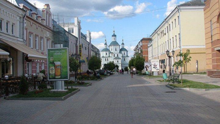 На Украине неизвестные пытались сорвать богослужение