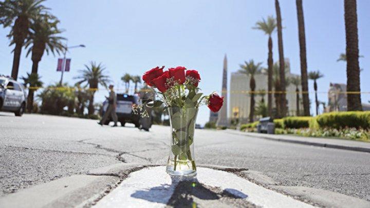 Казино Лас-Вегаса погасили огни в годовщину теракта