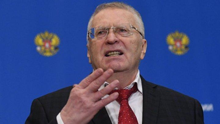 Жириновский упал на инаугурации владимирского губернатора: видео
