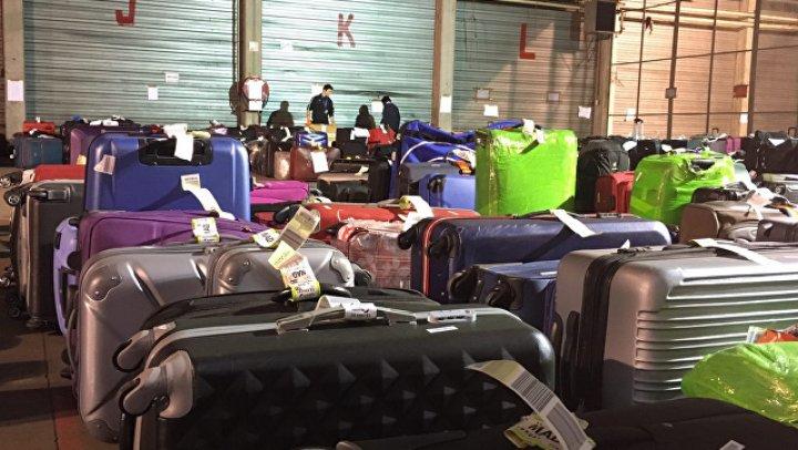 В Брюсселе из чемодана с двойным дном изъяли около 30 килограммов экстази