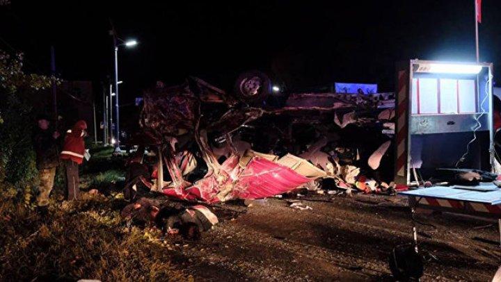 В ГИБДД назвали причину аварии с 12 жертвами в Чувашии