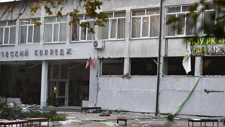 Очевидцы назвали первую цель напавшего на колледж в Керчи