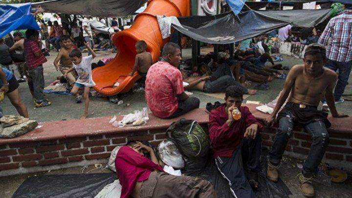 Президент Мексики объявил о запуске программы помощи мигрантам