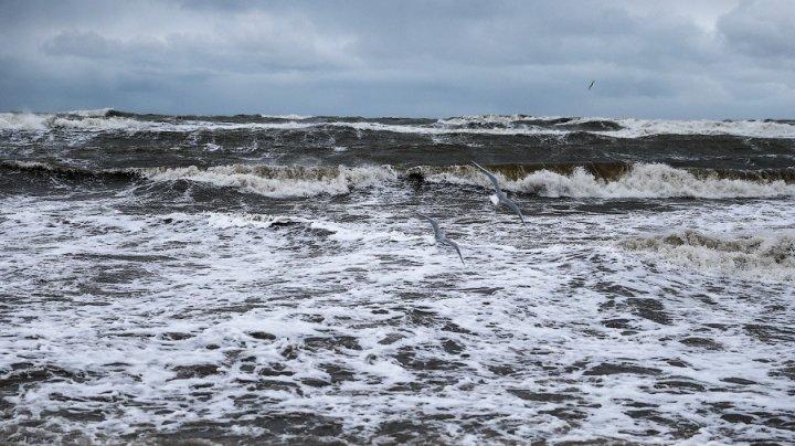 В Балтийском море загорелся корабль с сотнями пассажиров