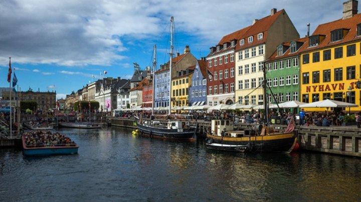 Дания построит новый остров возле Копенгагена