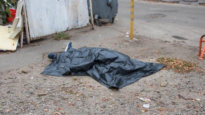 В Киеве на территории школы нашли труп мужчины