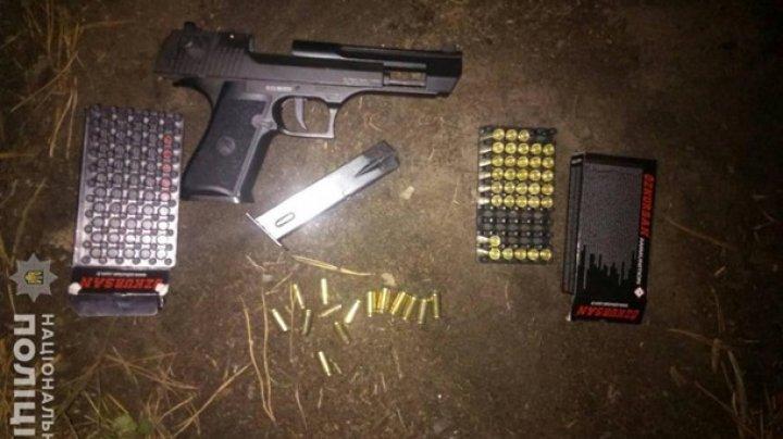 Подростки устроили стрельбу в Харькове