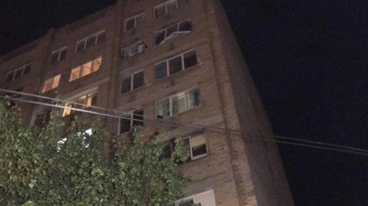 В Киеве утечка бытового газа стала причиной взрыва в жилом доме