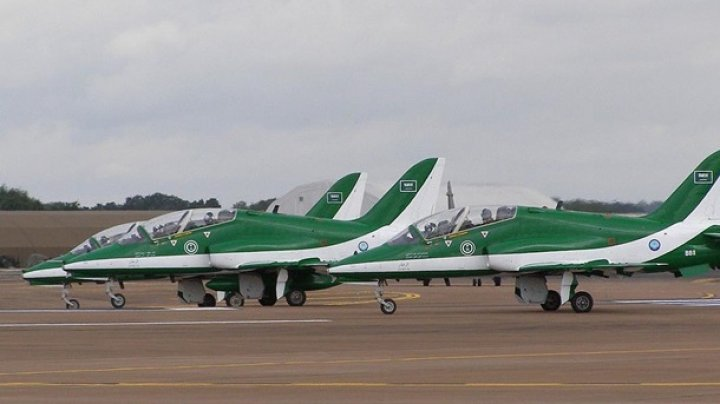 В Саудовской Аравии разбился штурмовик, пилоты погибли