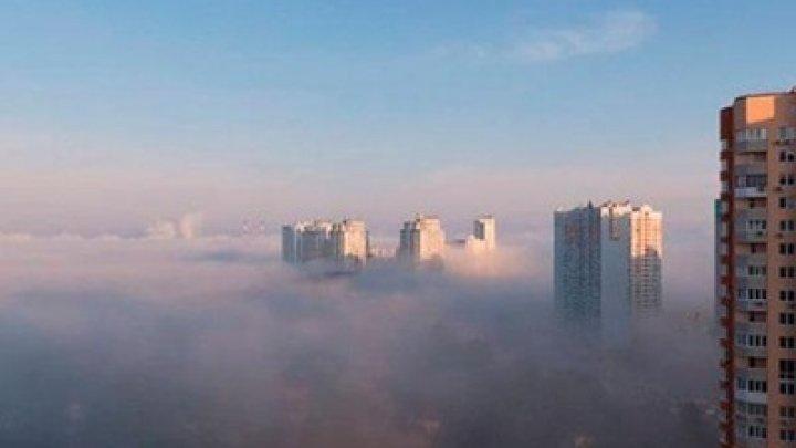 В Европе загрязнение воздуха превышает нормы ЕС и ВОЗ