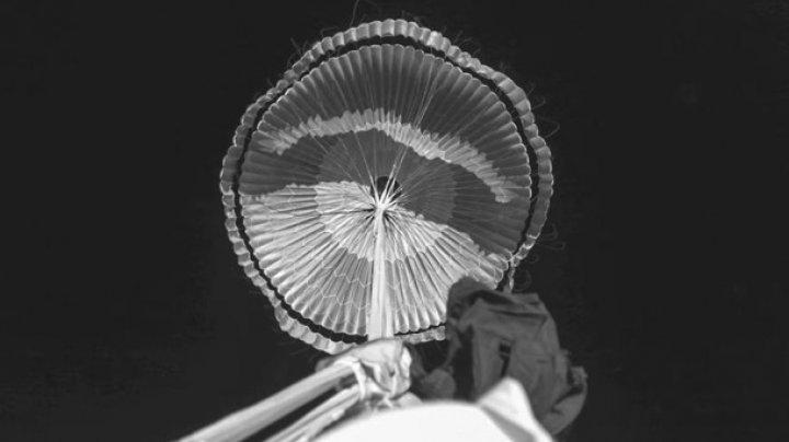 NASA протестировало парашют для Марса (видео)