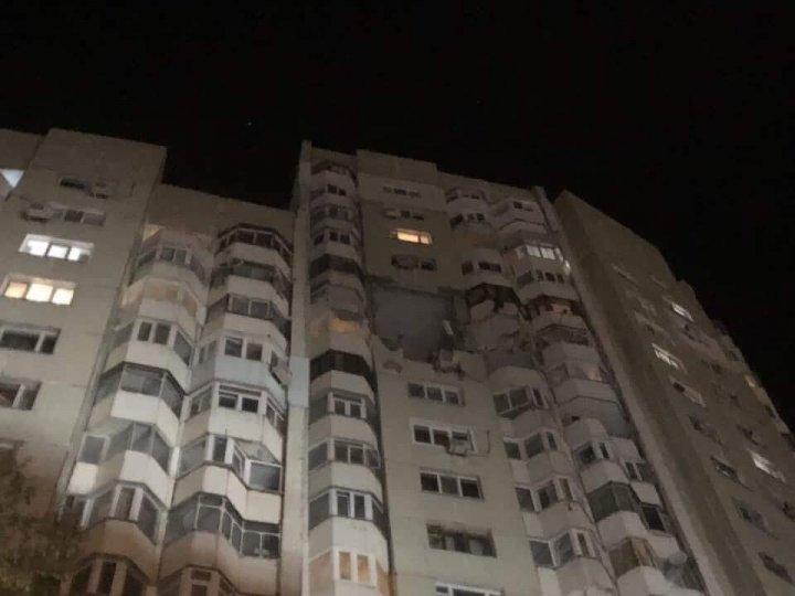 Жильцов дома, в котором произошёл взрыв разместили в больнице Святой Троицы