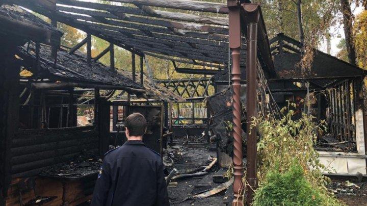 Неизвестный поджёг храм и воскресную школу на востоке Москвы