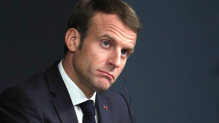 Президент Франции ушёл в незапланированный отпуск из-за усталости