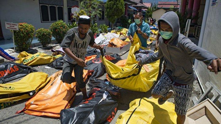 Из трех тюрем в Индонезии сбежали более тысячи заключенных после землетрясения