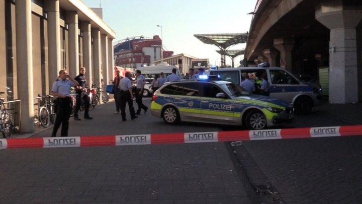 Захвативший заложника на вокзале в Кёльне обезврежен