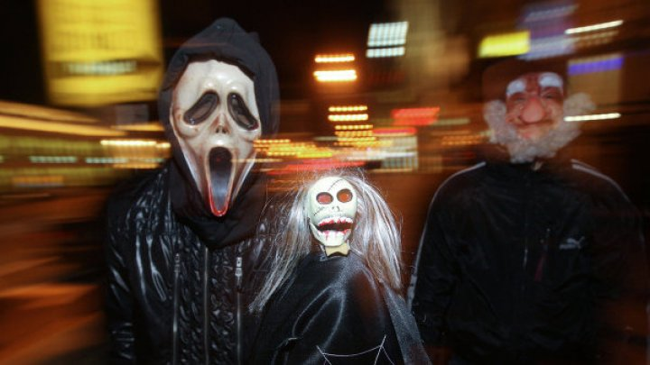 Тысячи американцев подписали петицию с просьбой перенести Хеллоуин