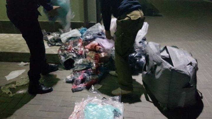 Гражданина Украины задержали за незаконный провоз вещей в РМ