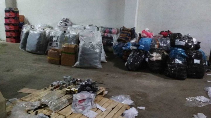 В доме жителя Бричанского района обнаружили контрабанду на 1 миллион леев