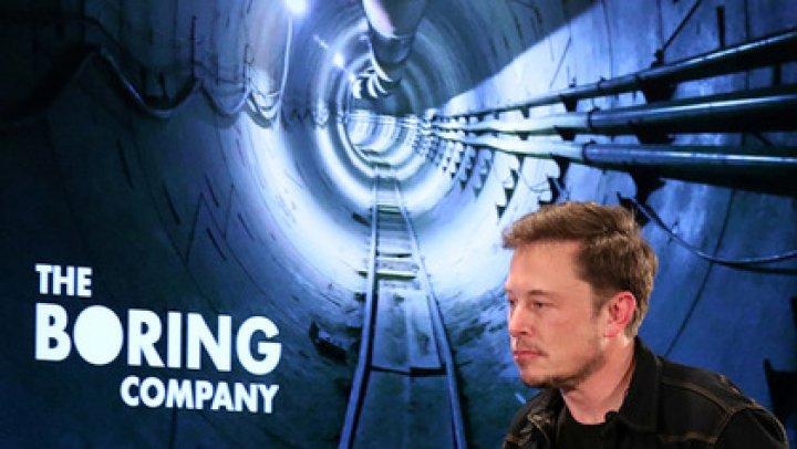 Маск объявил о скором открытии скоростного тоннеля под Лос-Анджелесом