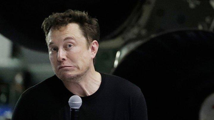 Илон Маск стал «никем» в Tesla