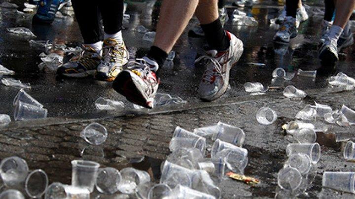 В Европе запретили пластиковую посуду