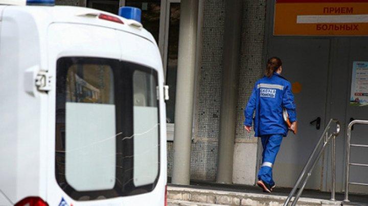 Пьяный российский полицейский на спор выстрелил себе в голову