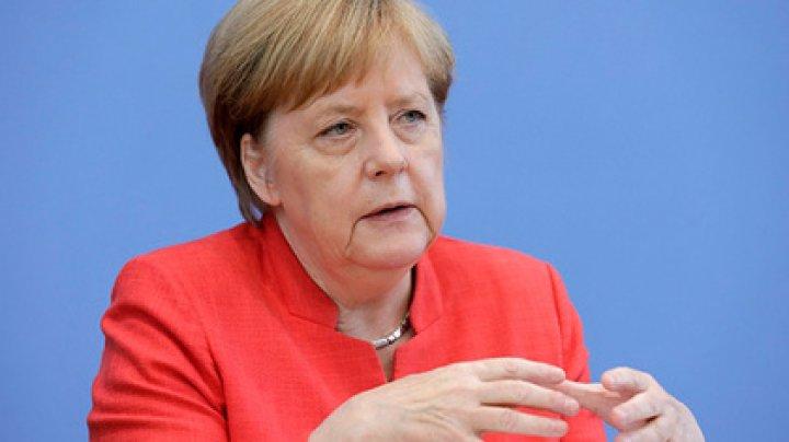 Меркель напомнила о вечной вине Германии перед евреями