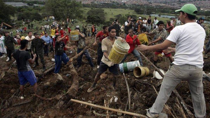 Жертвами оползня в Колумбии стали не менее 11 человек