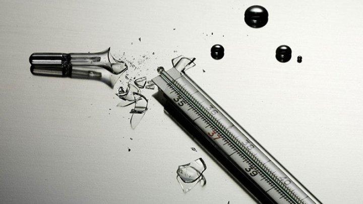 В столичном детском саду разбились 6 ртутных градусников