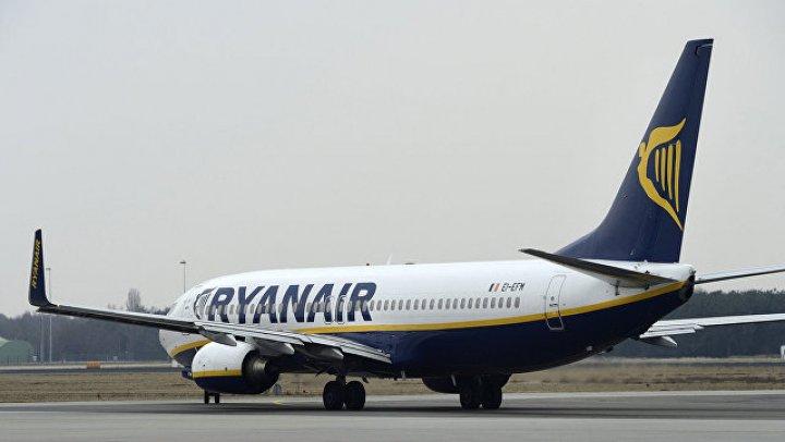 Во Франции конфисковали самолет Ryanair
