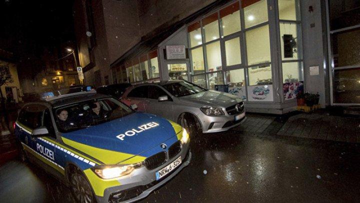 В Германии прошли крупнейшие антитеррористические учения