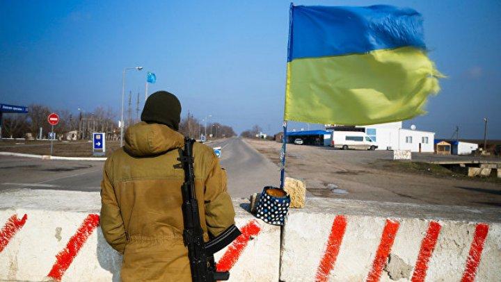 На Украине ввели уголовную ответственность за незаконное пересечение границы