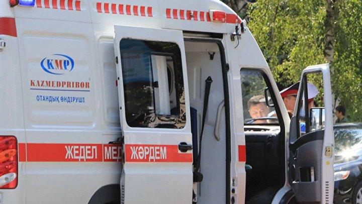 В Казахстане из-за взрыва газа обрушился жилой дом