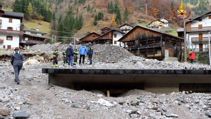 В Италии число жертв непогоды превысило 30 человек