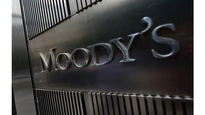 Агентство Moody's пересмотрело позиции Молдовы в своем рейтинге