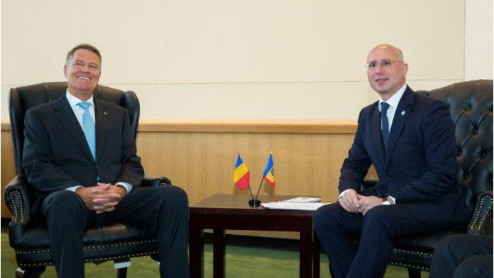 Павел Филип провел телефонный разговор с румынским президентом