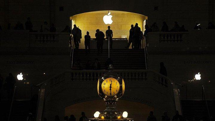 Apple отчиталась о рекордной выручке и прибыли по итогам квартала
