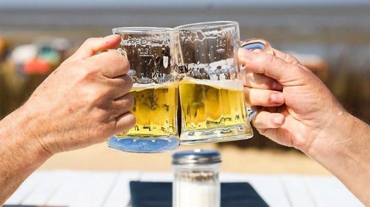 Немцы стали существенно меньше пить пива