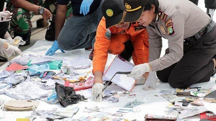 Авиакатастрофа в Индонезии: названы данные черного ящика