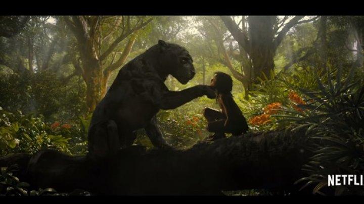 Netflix показал трейлер экранизации книги о Маугли