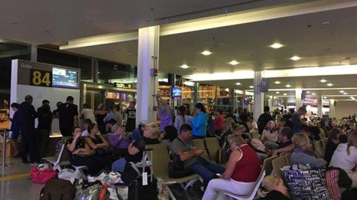 В аэропорту Таиланда застряли около 300 украинцев