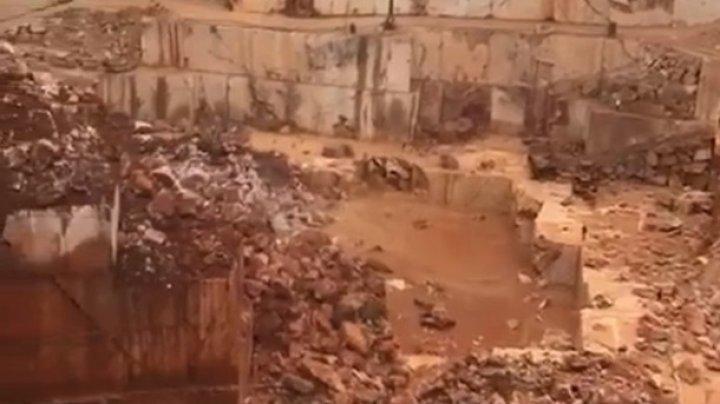 В Португалии обвалилась дорога, есть погибшие