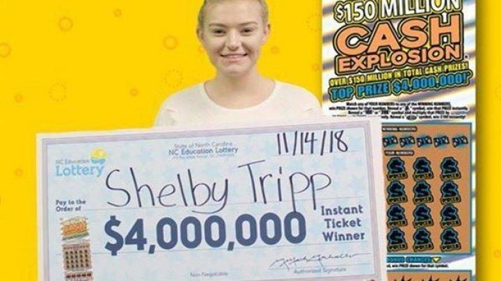 Американка послушала мать и выиграла $4 млн