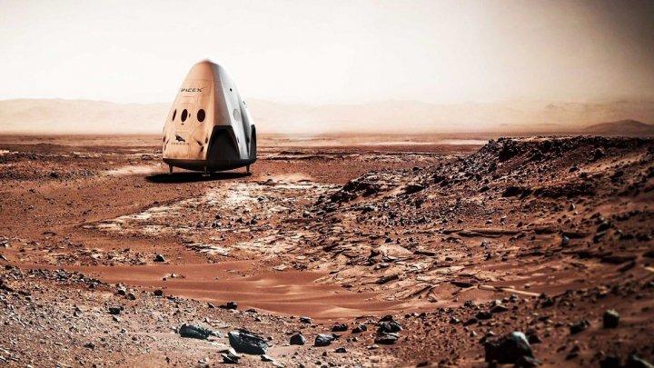 NASA покажет посадку на Марс в прямом эфире