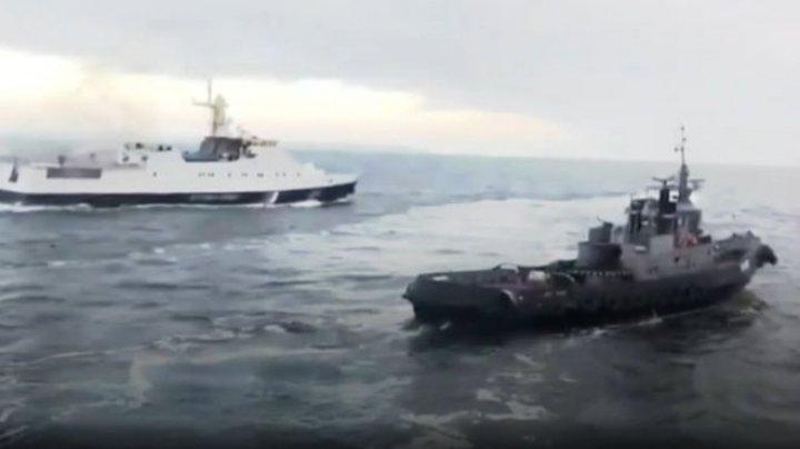 Инцидент в Керченском проливе: Запад поддержал Украину в новом витке конфликта с Россией