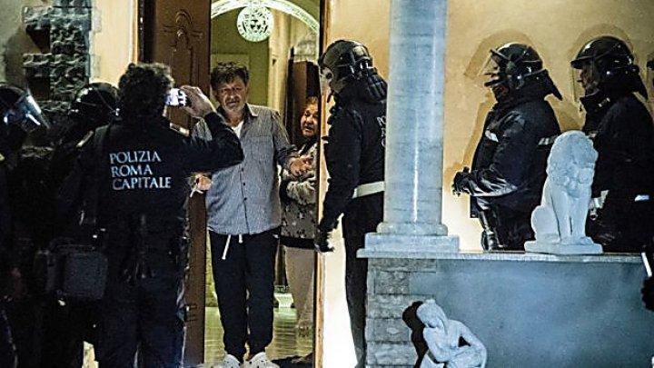 В пригороде Рима полиция захватила восемь вилл мафии